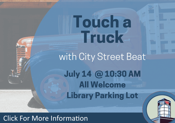 Touch a Truck July 14 2018 (Feature)