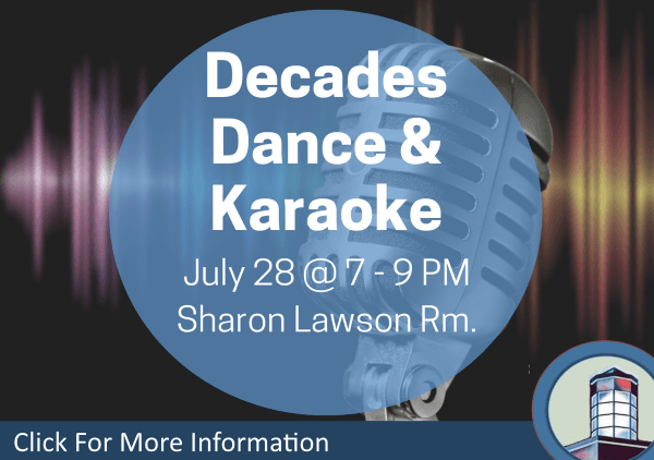 Teen Decades Dance and Karaoke July 28 2018 (Feature)