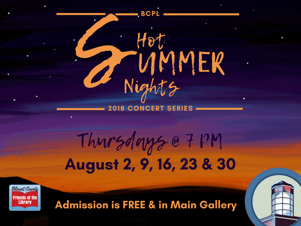 Hot Summer Nights Series (Signage)