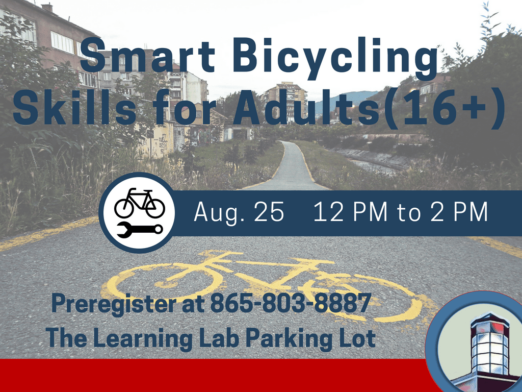 Smart Bicycling August 25 2018 (Signage)