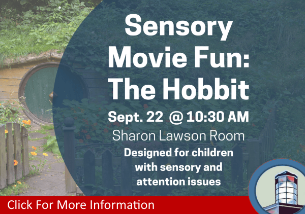 Sensory Movie The Hobbit September 22 2018 (Feature)