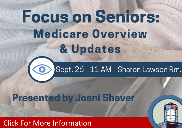 Medicare Overview and Updates September 26 2018 (Feature)