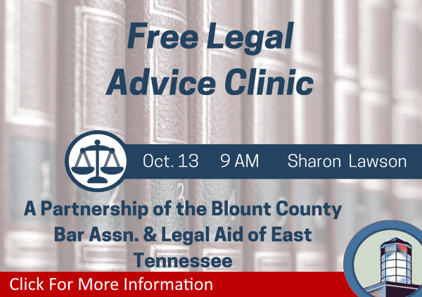 Free Legal Advice October 13 2018 (Feature)