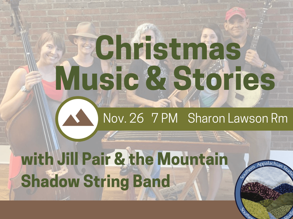 Christmas Music and Stories Nov 26 2018 (Signage)