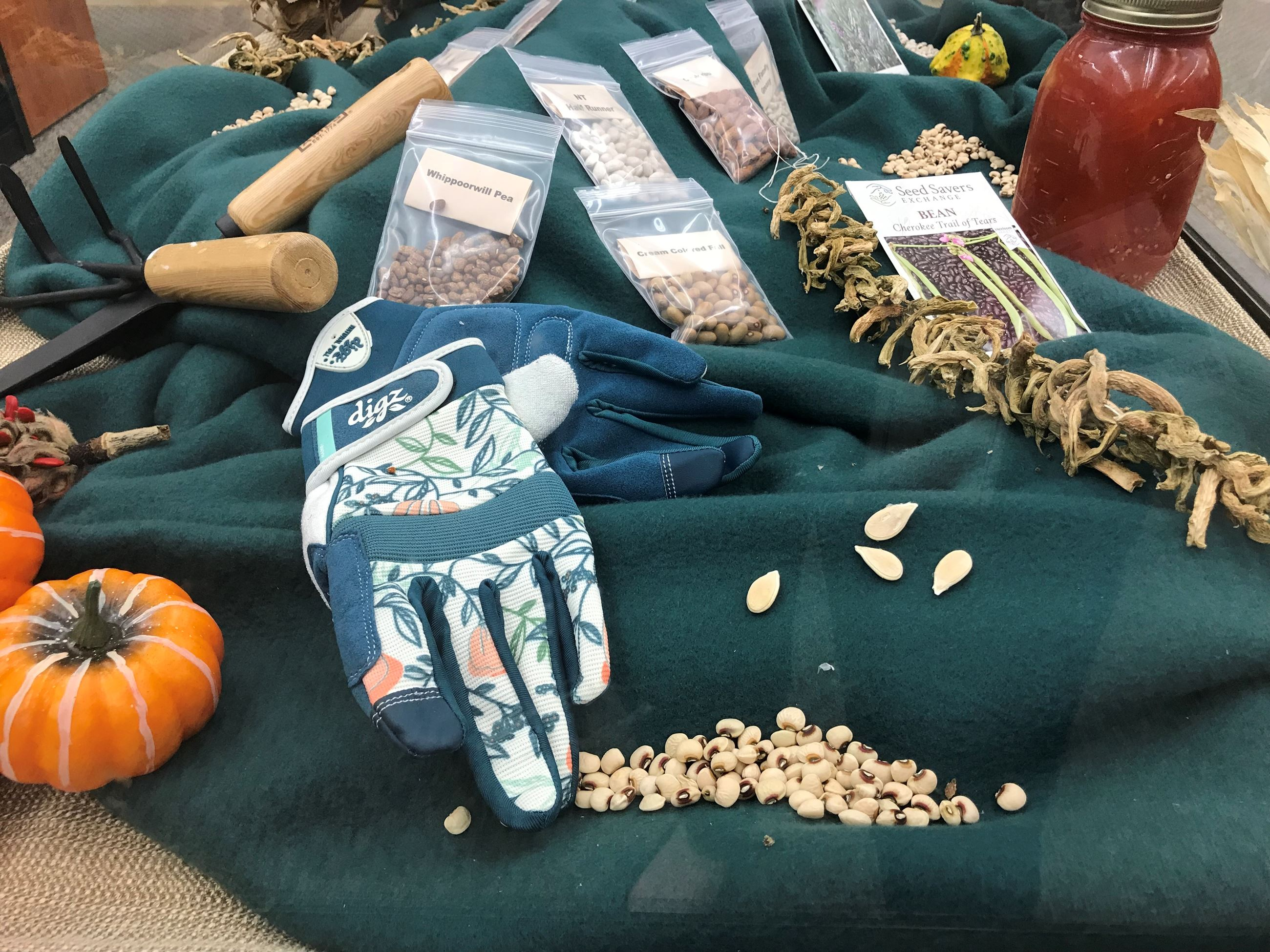 Seed Swap Display Oct 2018 3