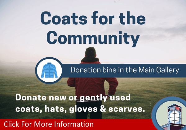Coats for community (Feature)