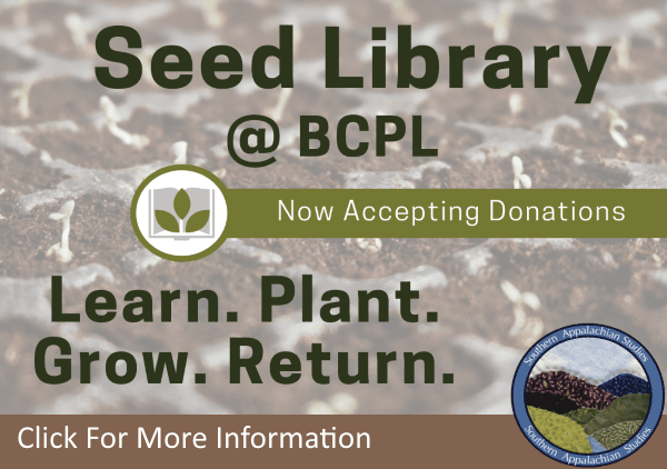 Seed Library Donations 2019 (Feature)