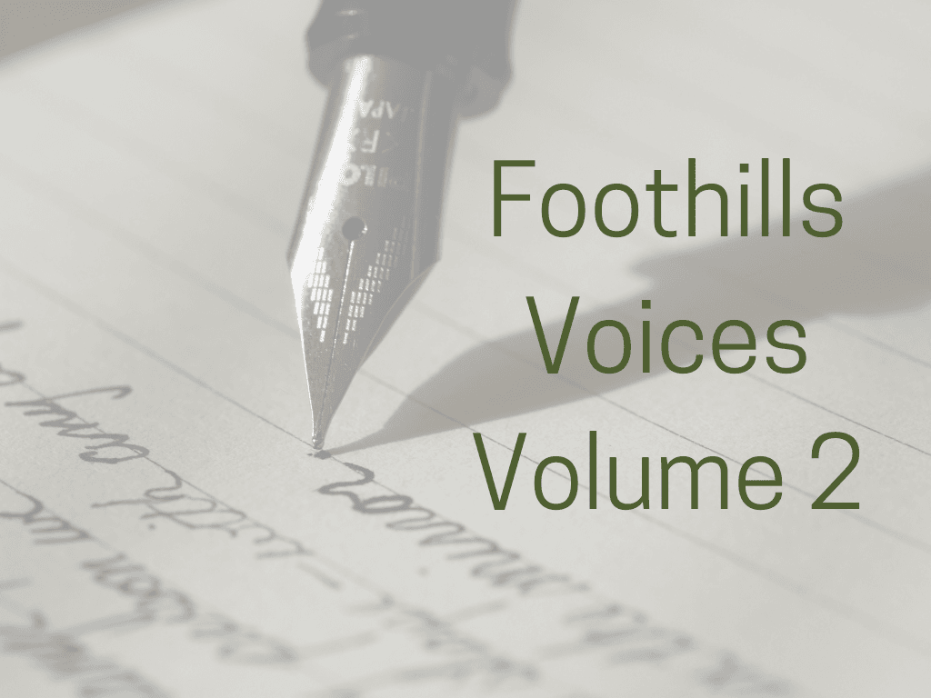 Foothills Voices Volume 2