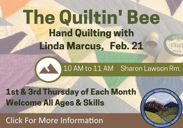 Quiltin Bee Feb 21 2019 (Feature)