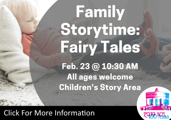 Family Storytime Feb 23 2019 (Feature)