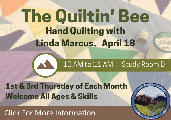 Quiltin Bee Apr 18 2019 (Feature)
