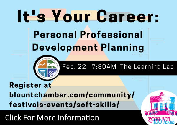 Personal Professional Development Planning Feb 22 2019 (Feature)
