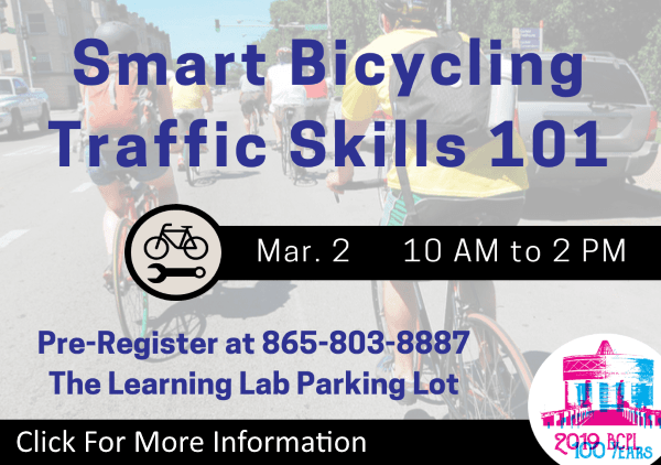 Smart Bicycling March 2 2019 (Feature)