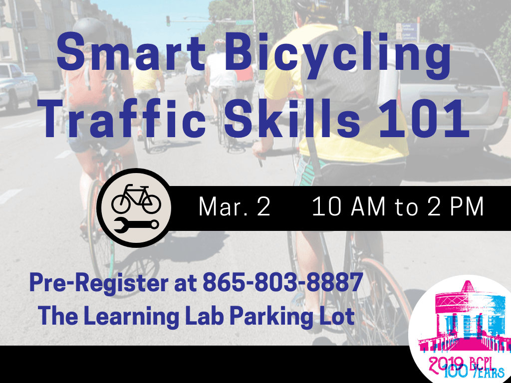 Smart Bicycling March 2 2019 (Signage)