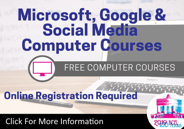 Microsoft Google Social Media 2019 Courses (Feature)
