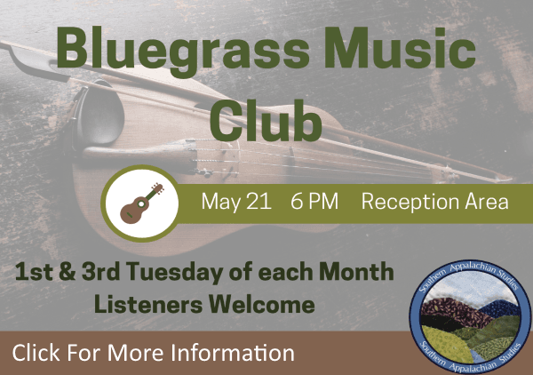 Bluegrass Music May 21 2019 (Feature)