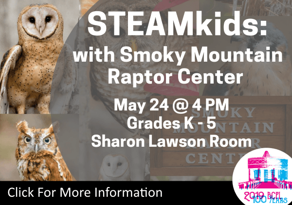 STEAMkids Raptors May 24 2019 (Feature)