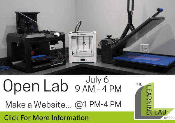 Open Lab July 6 2019 (Feature)