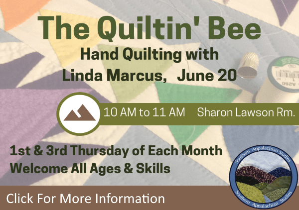 Quiltin Bee June 20 2019 (Feature)