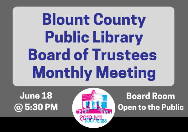 BCPL Board Monthly June 18 2019 (Feature)