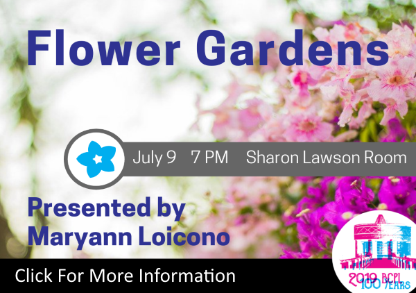 Flower Gardens July 9 2019 (Feature)