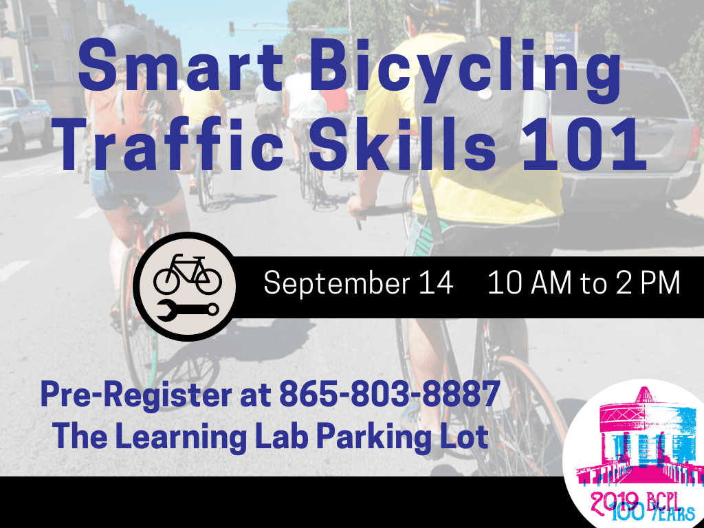 Smart Bicycling Sept 14 2019 (Signage)