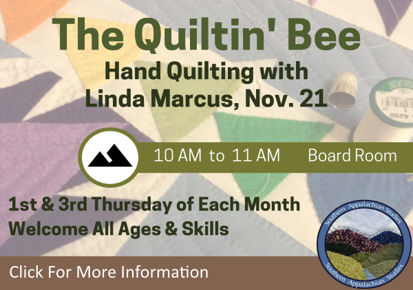 Quiltin Bee Nov 21 2019 (Feature)
