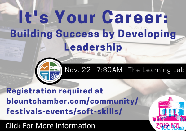 Building Success by Developing Leadership Nov 22 2019 (Feature)