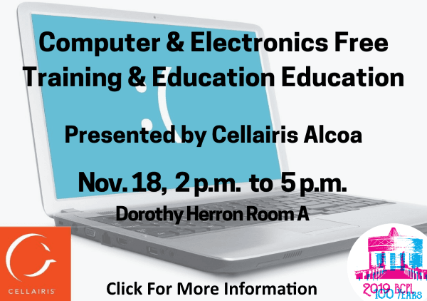Cellairis Alcoa Computer Training Nov 18 2019 (Feature)