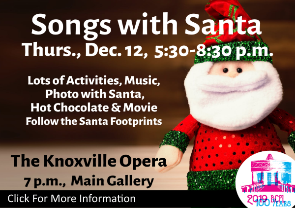 Songs with Santa Dec 12 2019 (Feature)