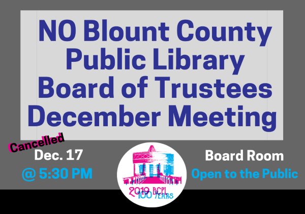 BCPL Board Monthly Dec 17 2019 (Feature)