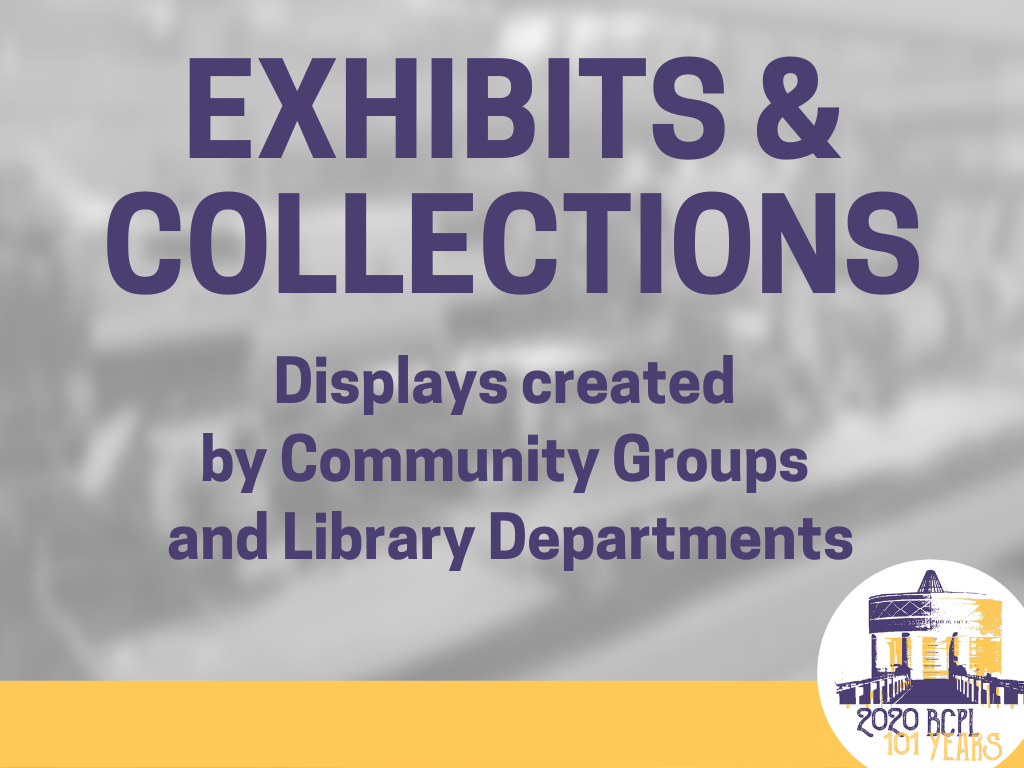 Exhibits and Collections 2020 (Signage)