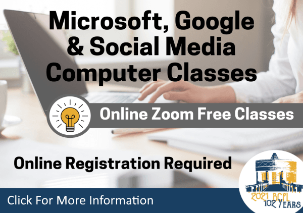 Microsoft Google Social Media 2020 Courses (Feature)