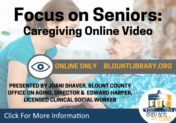 Caregiving Online Video  Feb 26 2020 (Feature) updated