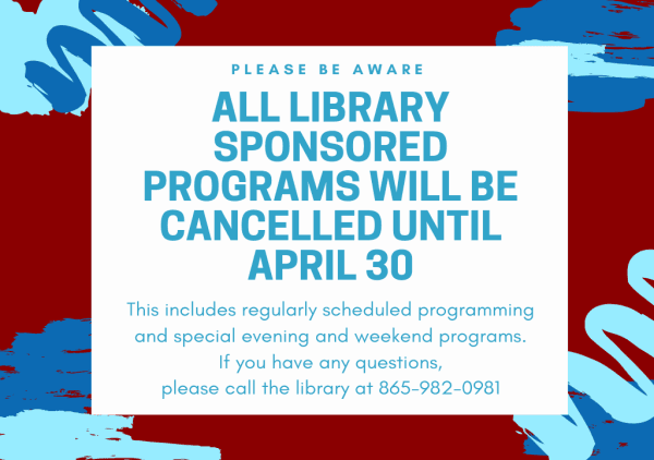 programs cancelled Mar 31 2020 (Feature)