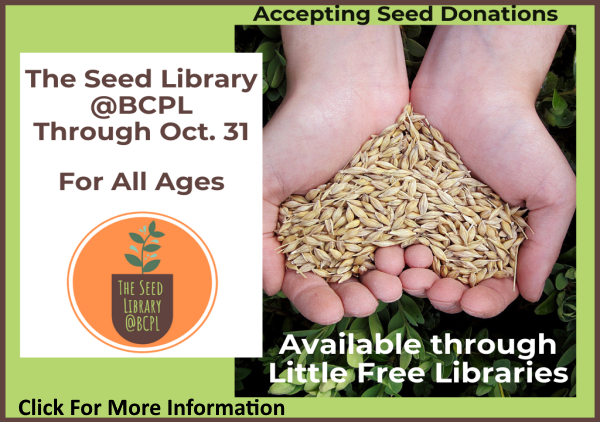 Seed Library Mar 1 to Oct 31 2020 (Feature) updated 3-23