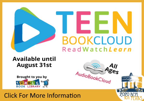 TumbleBookLibrary Teens Aug 31 2020 (Feature)