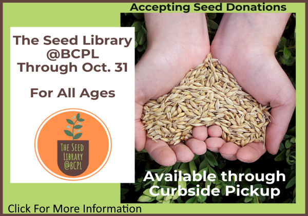 Seed Library Apr 2020 in Lending Libraries (Feature)