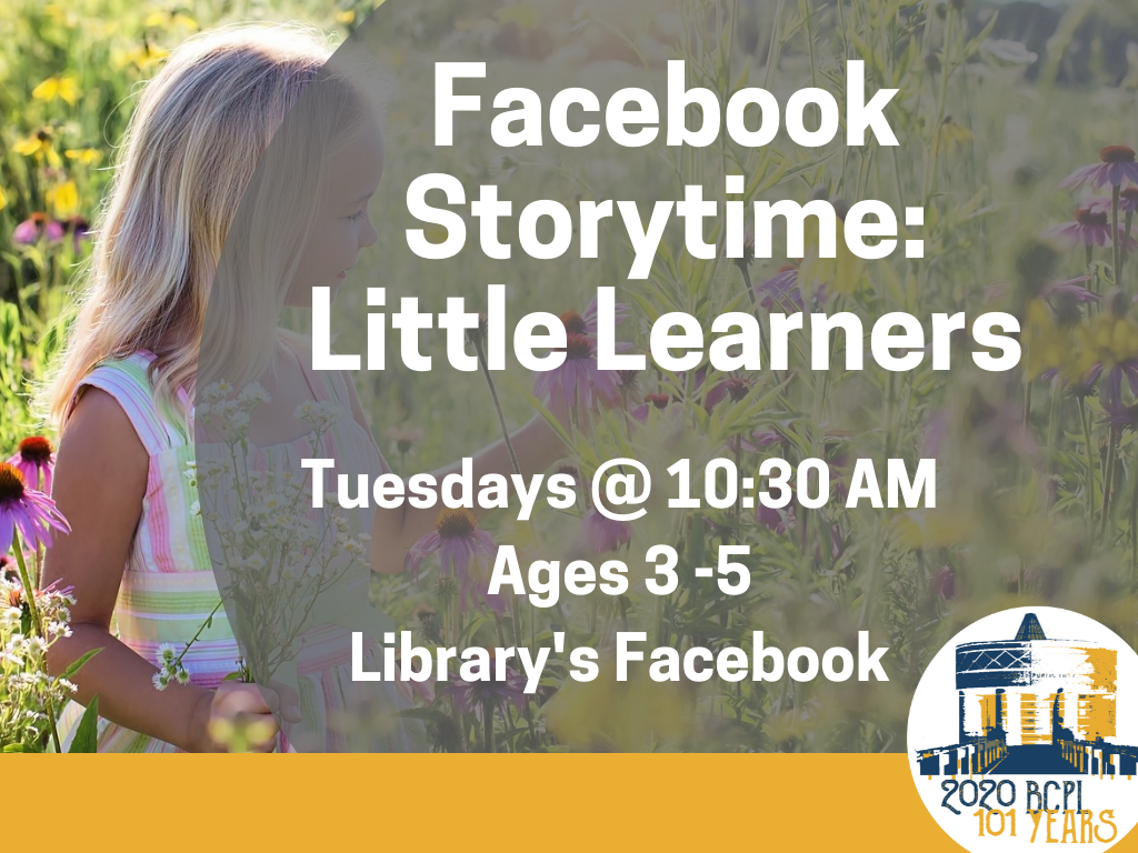 Facebook Little Learners Tues 2020 (Signage)