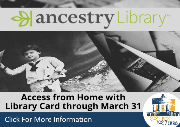 Ancestry library (Feature)