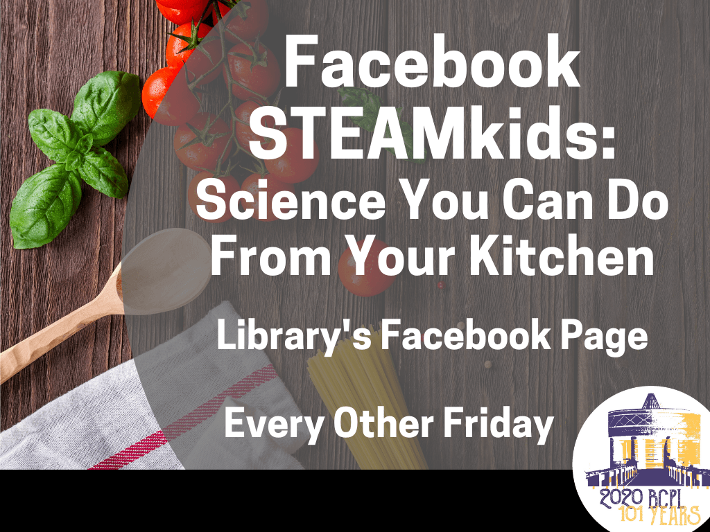 Facebook STEAMkids May 2020 (Signage)