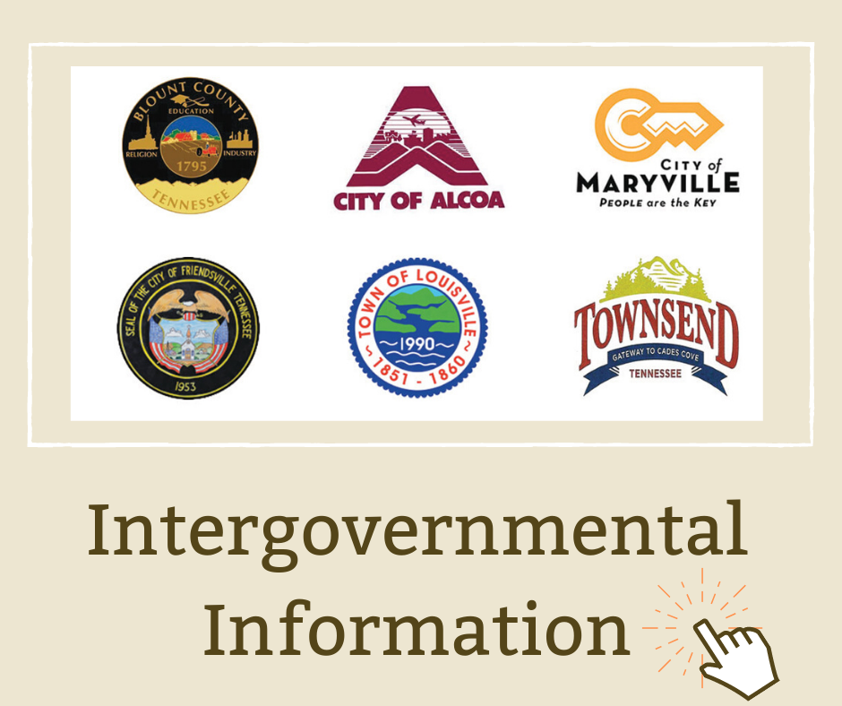 Intergovernmental Information