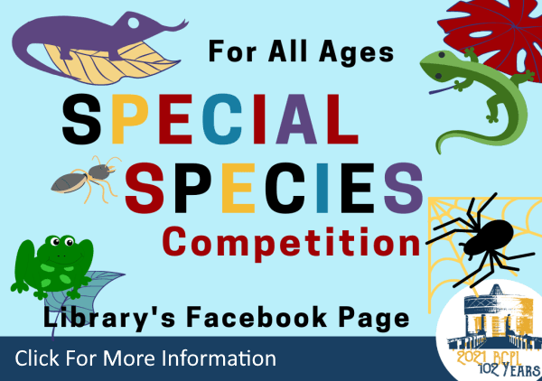 Special Species Competition (Feature)
