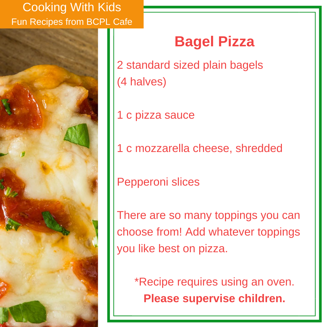 Bagel Pizza image 1
