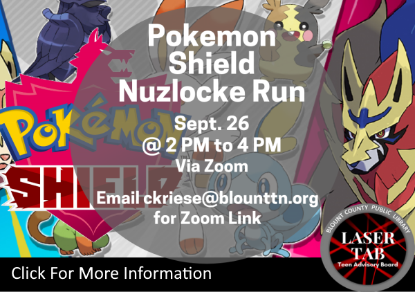 Pokemon Shield Nuzlocke Run Sept 26 2020 (Feature)