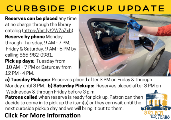 Curbside Pickup Nov 8 2020 (Feature)