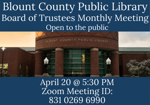 BCPL Board Meeting April 2021 (Feature)
