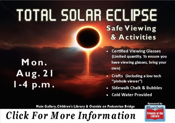 Total Solar Eclipse Safe Viewing  Activities - Aug 21 2017 (Feature)