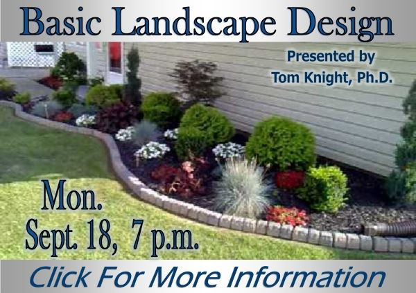 Basic Landscape Design Sept 18 2017 (Feature)