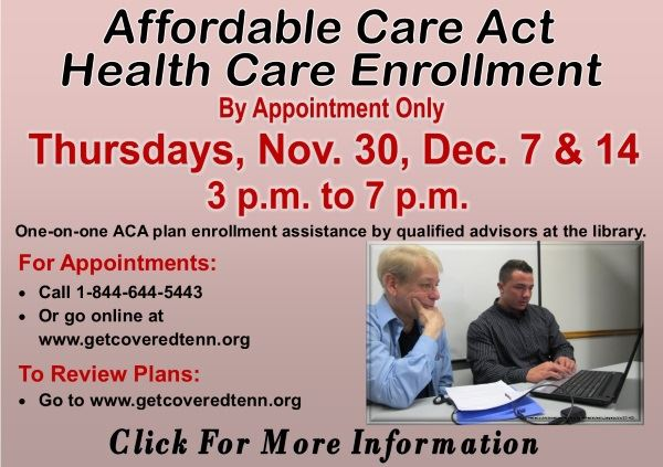 Affordable Care Act 2018 Insurance Assistance  Enrollment - Nov-Dec 2017 (Feature)